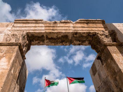 Jordánsko – pamiatky