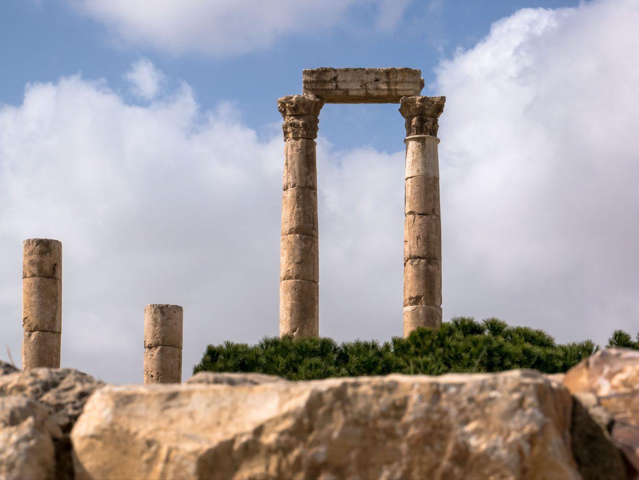 Architektúra v Amáne