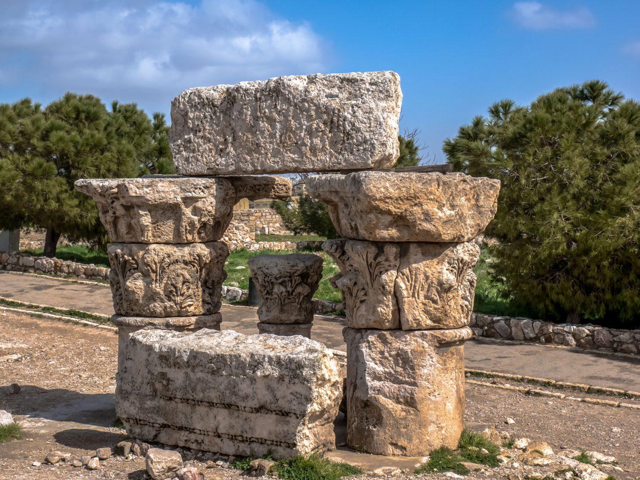 Pamiatky Blízky Východ