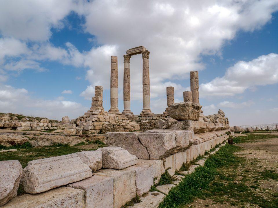 Citadela v Amáne