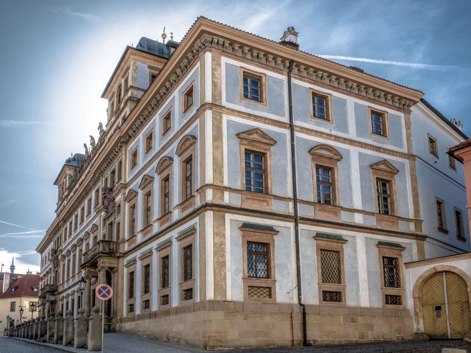 Toskánský palác