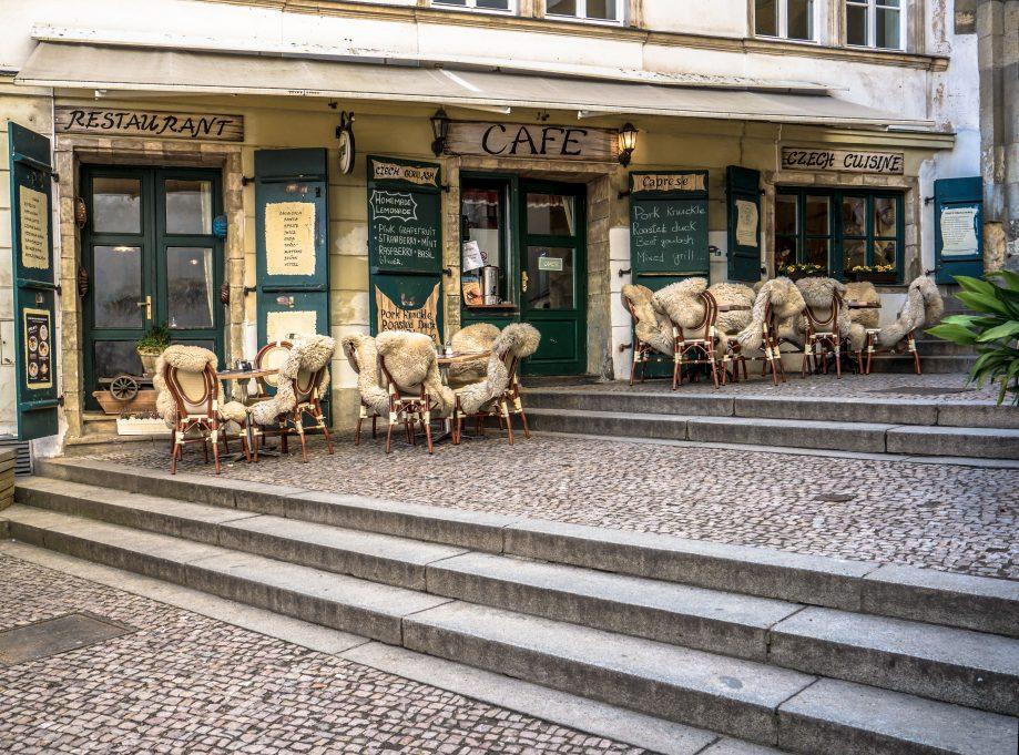 Cafe, Restaurant Malá strana