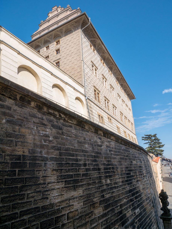 Radnické schody, Hradčany