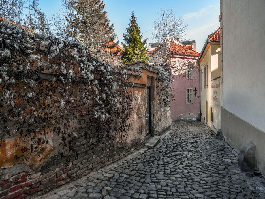 Stará ulička Malá strana
