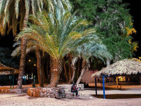 Večer v Aqabe