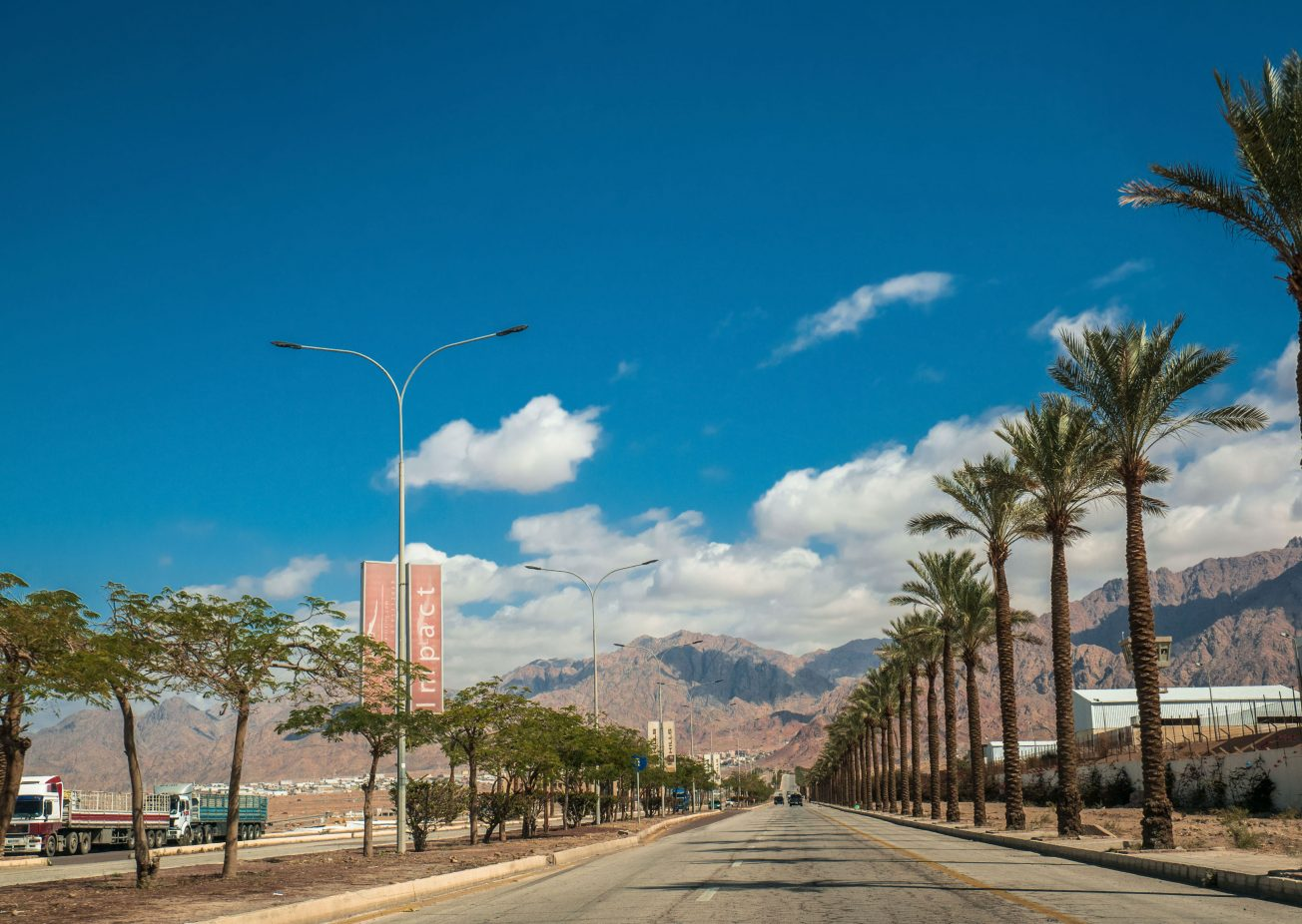 Kráľovská cesta Jordánsko