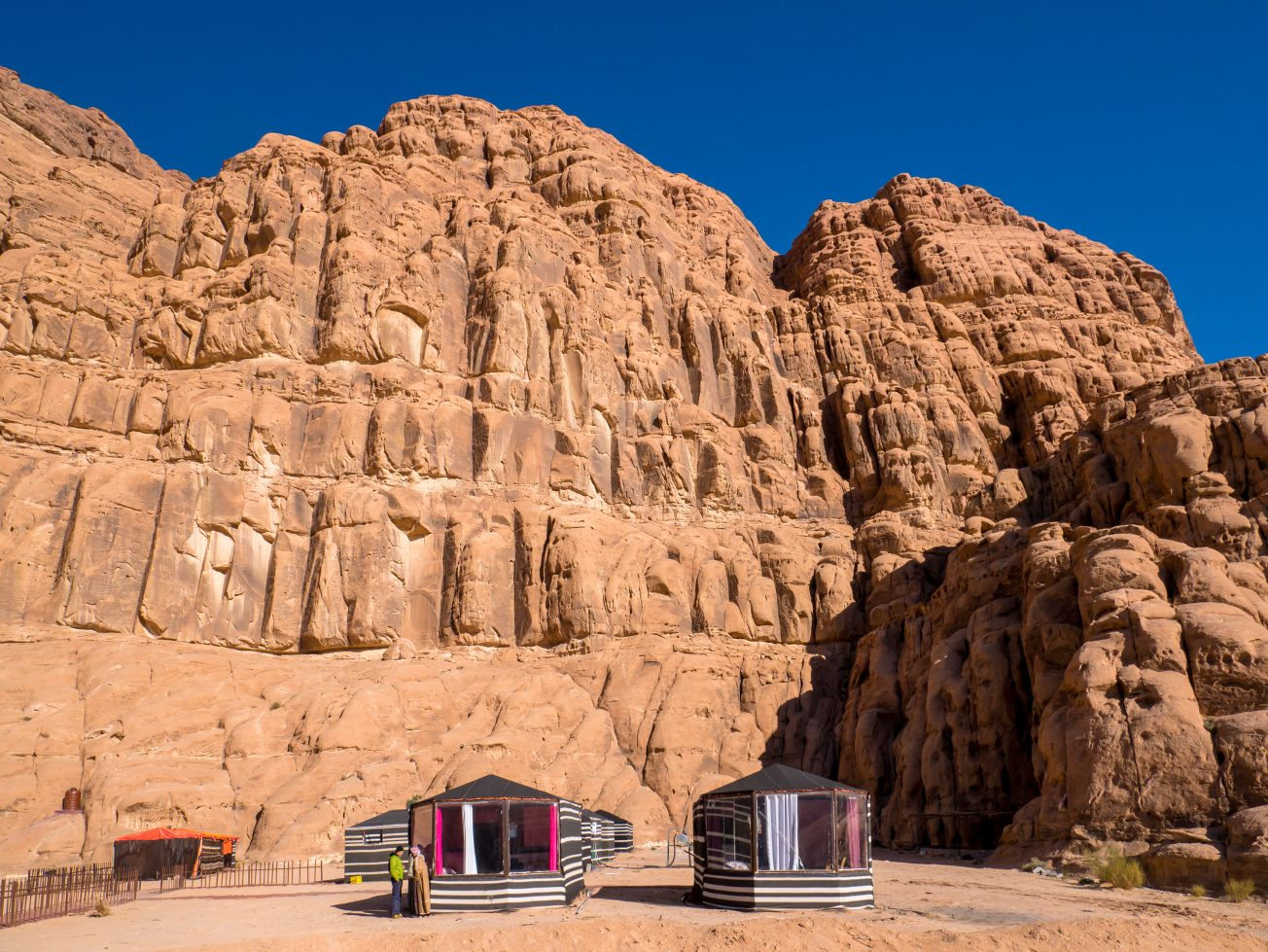 Beyond Wadi Rum Camp