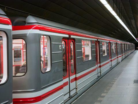 súprava metra