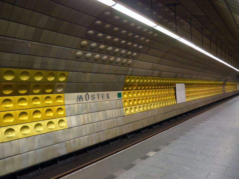 Můstek - stanica pražského metra
