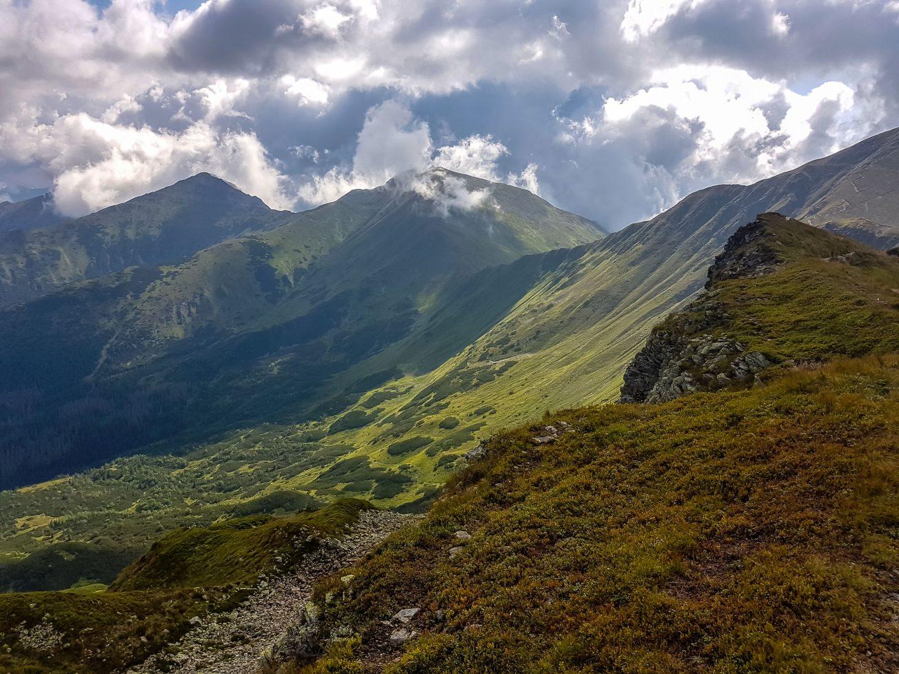 Gáborova dolina v Západných Tatrách