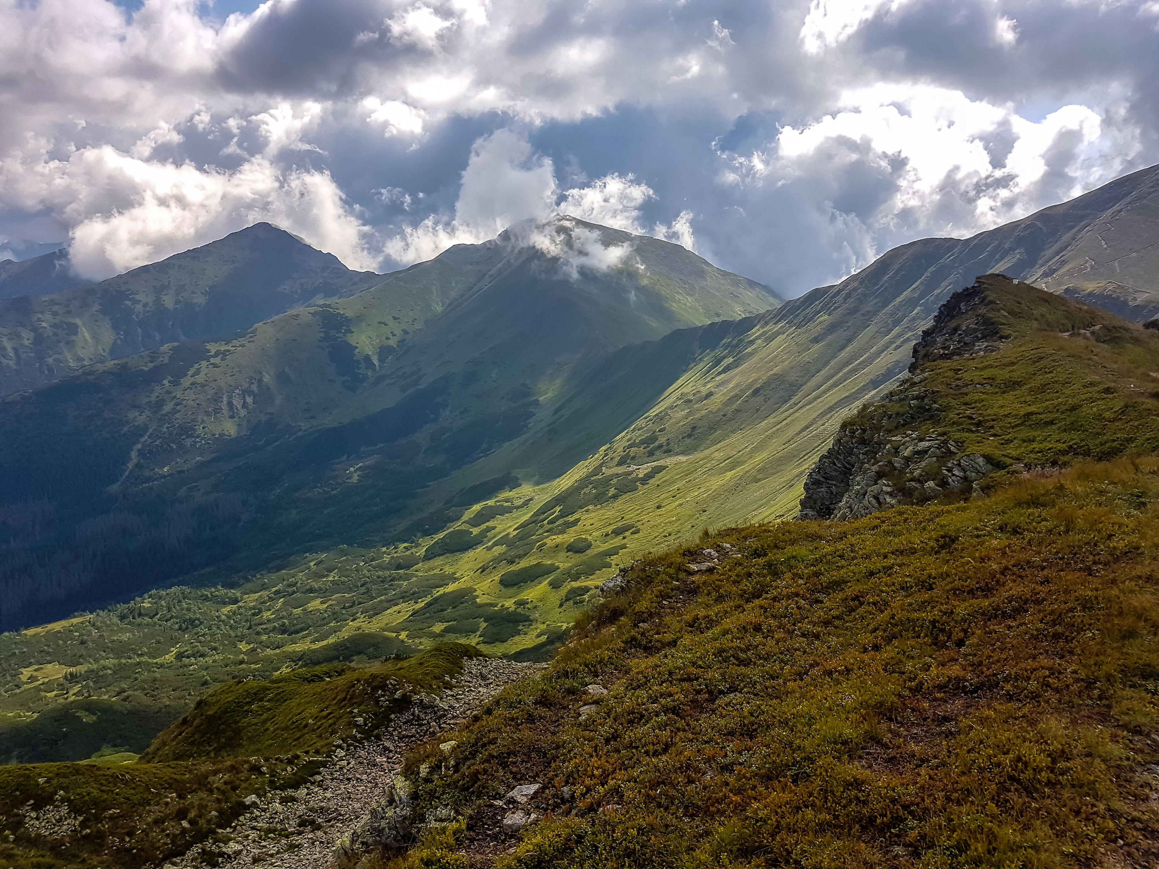 Gáborová dolina v Západných Tatrách