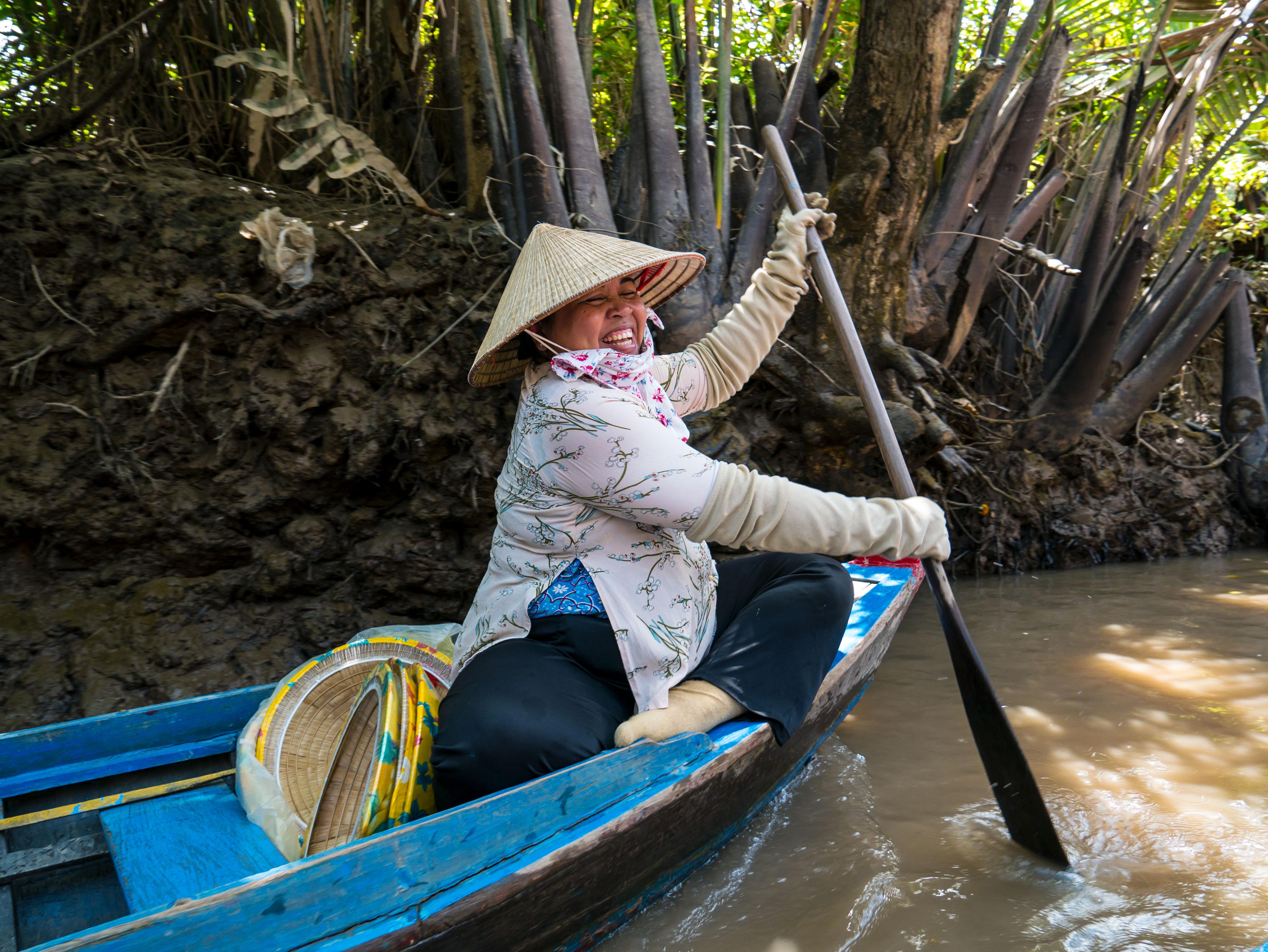 Vietnam dovolenka
