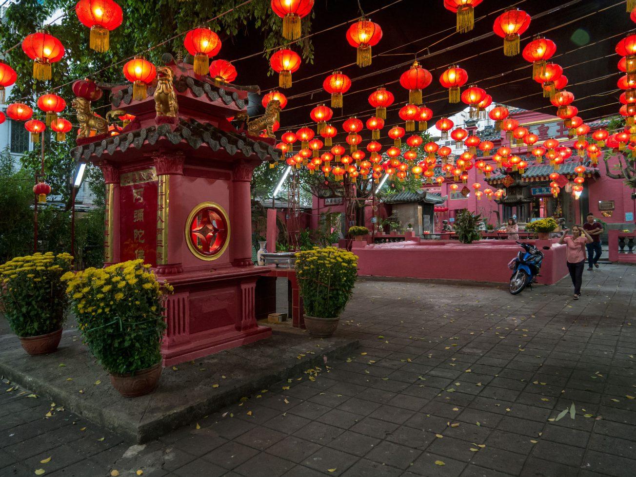 Lampióny Vietnam