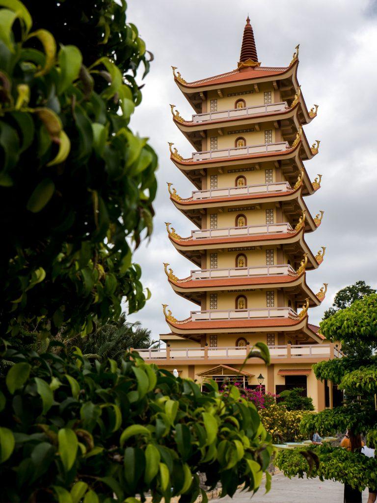 Vĩnh Tràng Pagoda