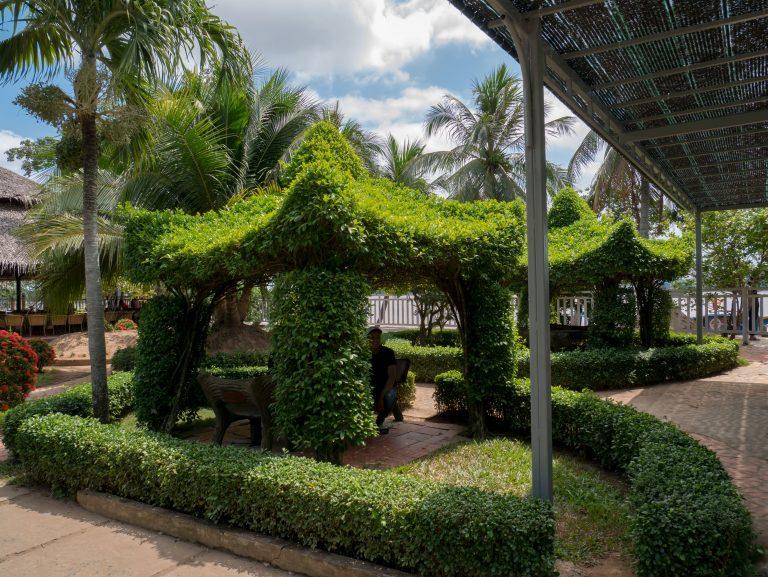 Zelené altánky