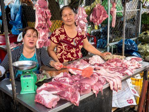 mäso vo Vietname