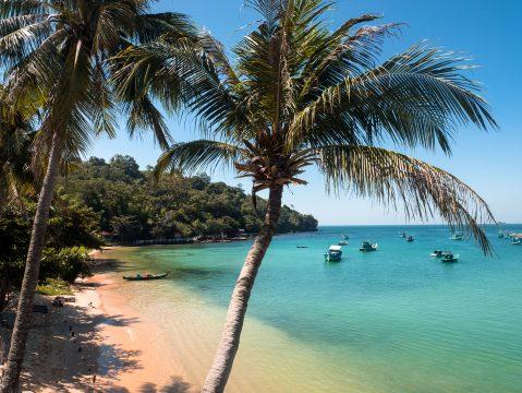 Najkrajšie pláže vo Vietname