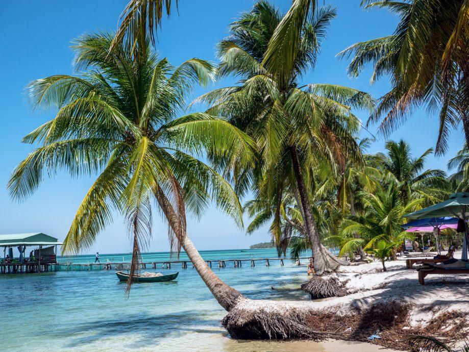 Pláž Vietnam