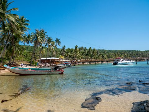 Pláže Vietnam