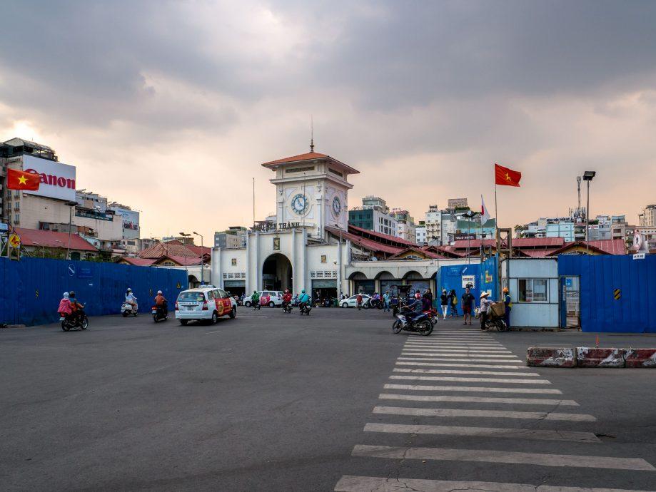 Tržnica vo Vietname