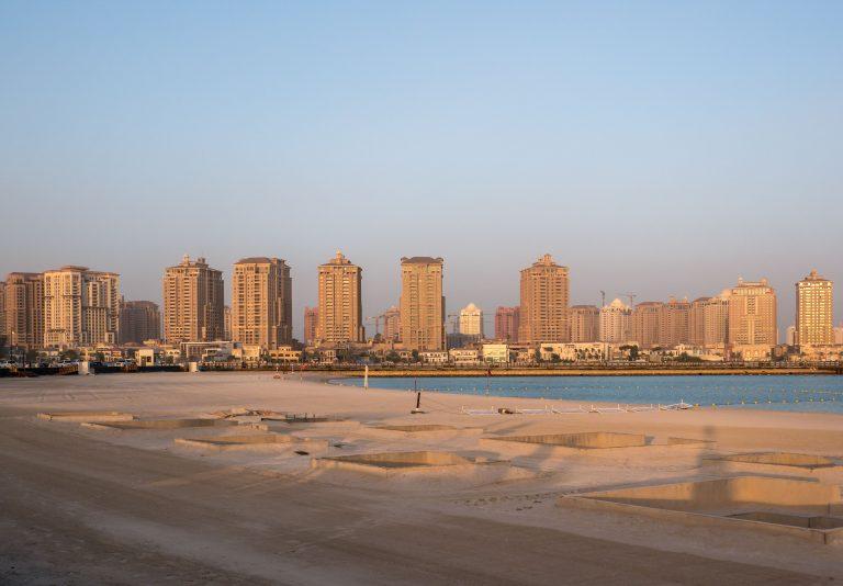 Doha pláž