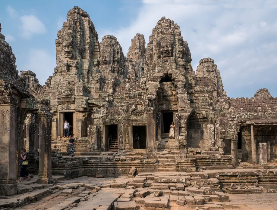 Bayon Temple - Angkor