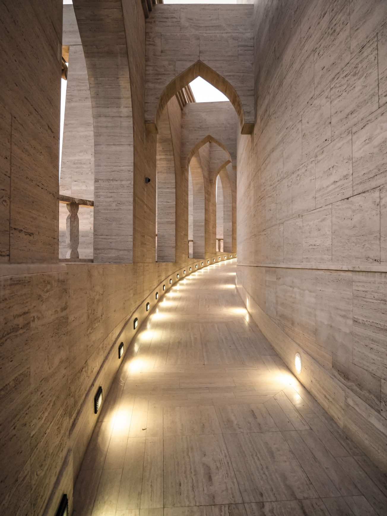 Qatar-Cultural Village Amphitheatre