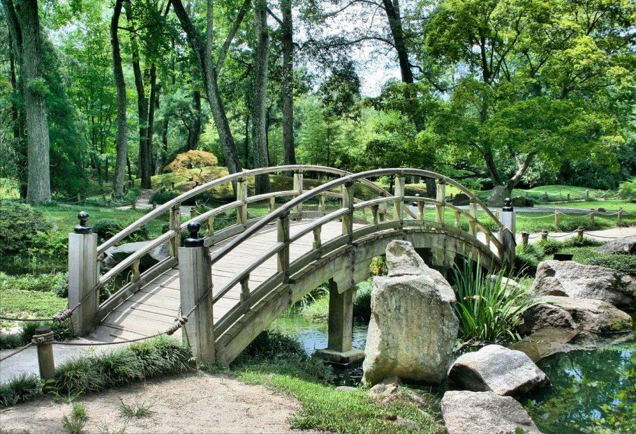 Okrasná japonská záhrada