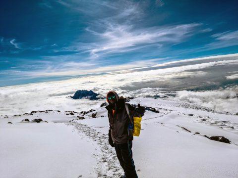 Kilimandžáro - najvyšší vrch Afriky