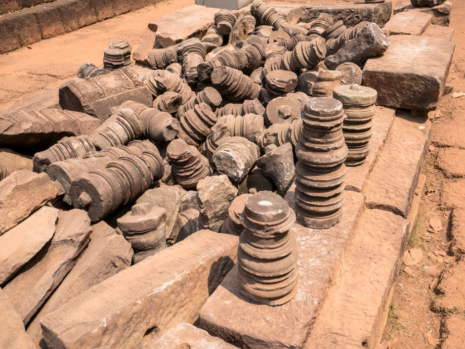 Pamiatky Kambodža