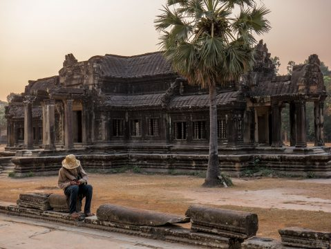 Komplex Angkor, Kambodža