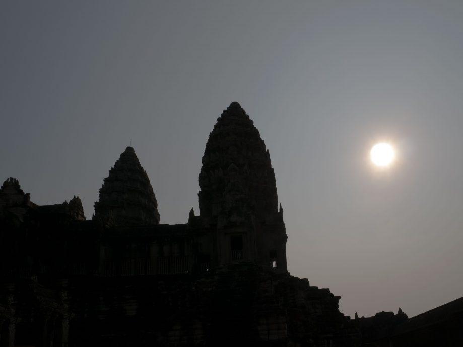 Kambodža Angkor Wat