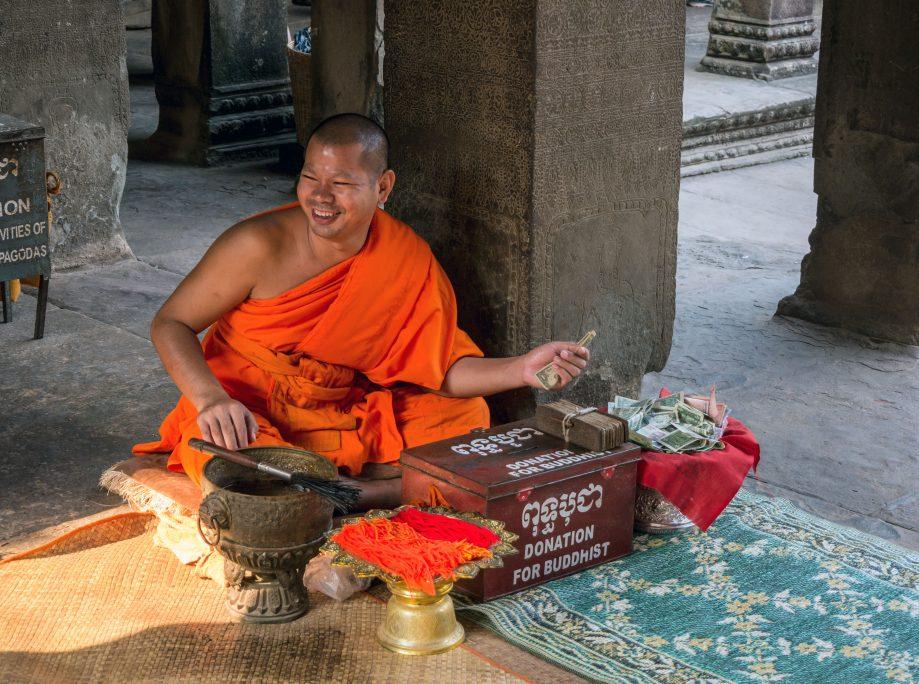 Mních Kambodža
