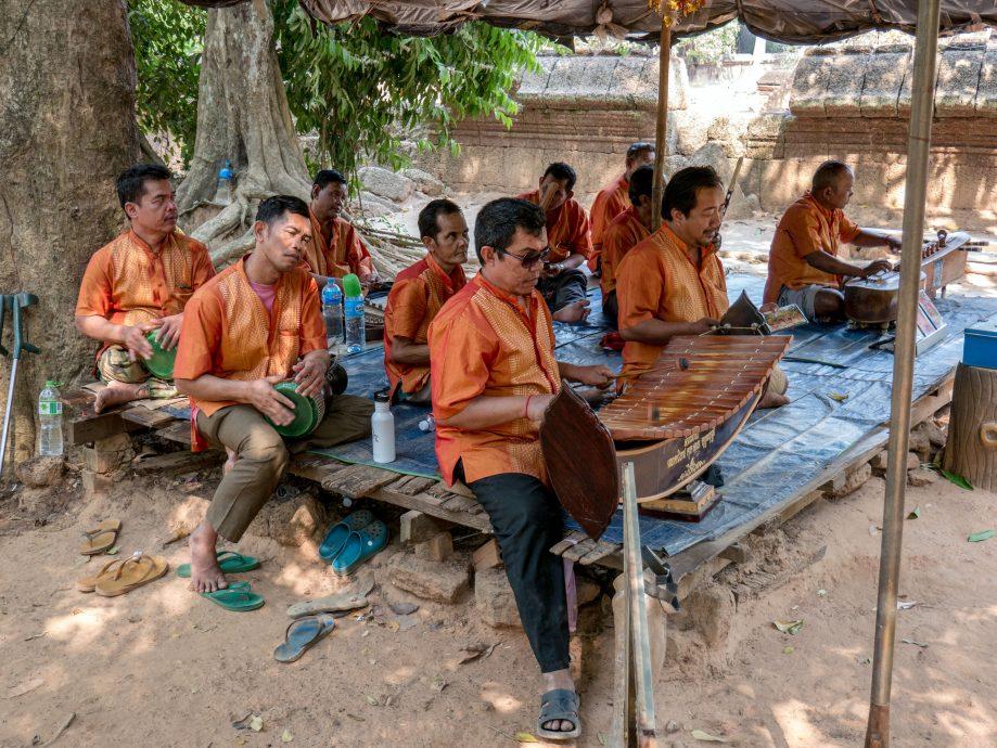 Kambodžská hudba