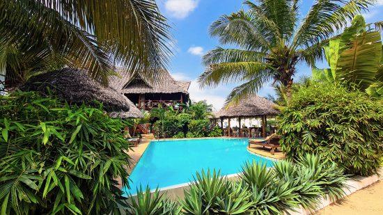 Ubytovanie Zanzibar