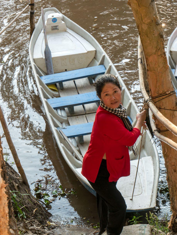 Vietnamská žena