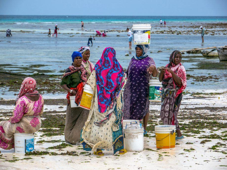 Zanzibarské ženy