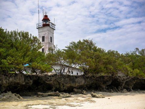 Maják na severe Zanzibaru